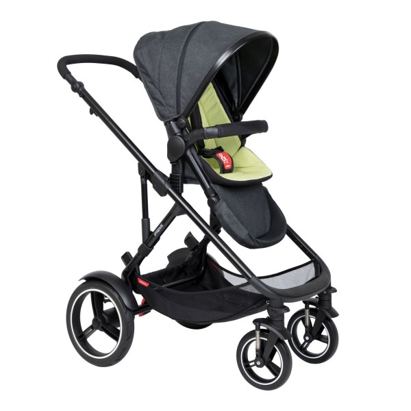 PHIL AND TEDS Voyager buggy V6 apple single