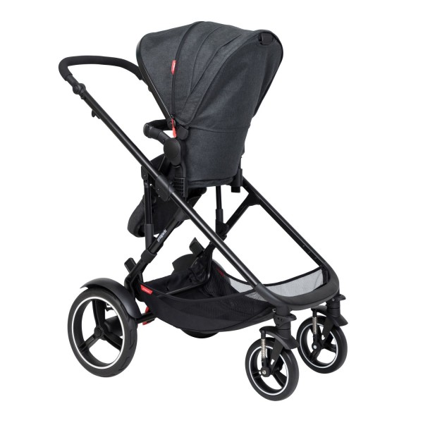 PHIL AND TEDS Voyager buggy V6 sky single