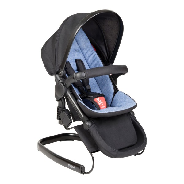 Lazyted - base to fit Carrycot/Voyager seat/DK