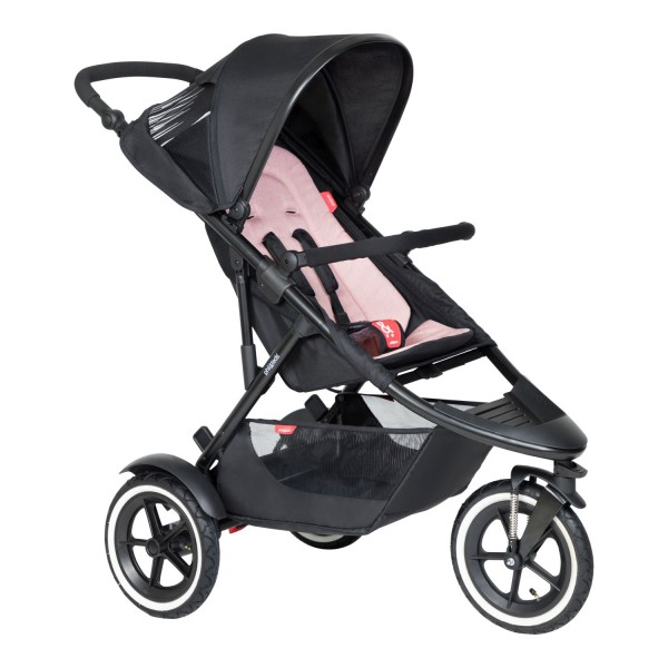 PHIL AND TEDS Sport buggy V6 single blush
